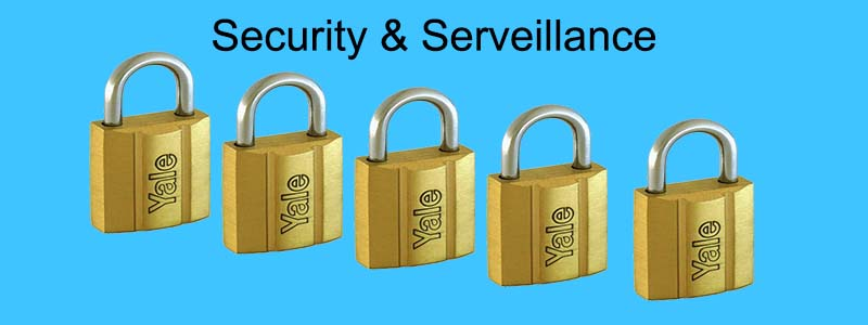 Security & Serveillance